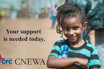 Help CNEWA share the gift of hope