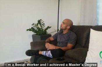 EDWIN RIVERA -  A Success Story of Puerto Rico Youth at Risk