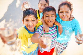 Peru Children & Water