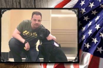 Service Dog for Veteran